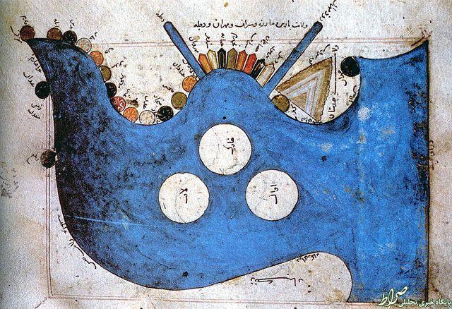 ع / قدیمی ترین نقشه خلیج فارس