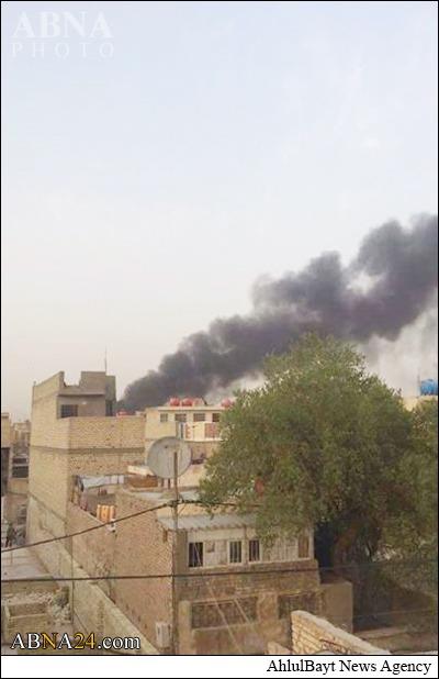 انفجار مرگبار داعش درشهرک صدر بغداد +تصاویر