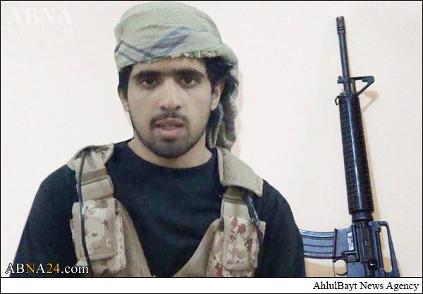 عامل انتحاری انفجار مقر نیروهای نظامی عربستان توسط داعش + عکس