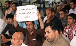 تجمع علیه رقص مختلط در جشنواره تئاتر