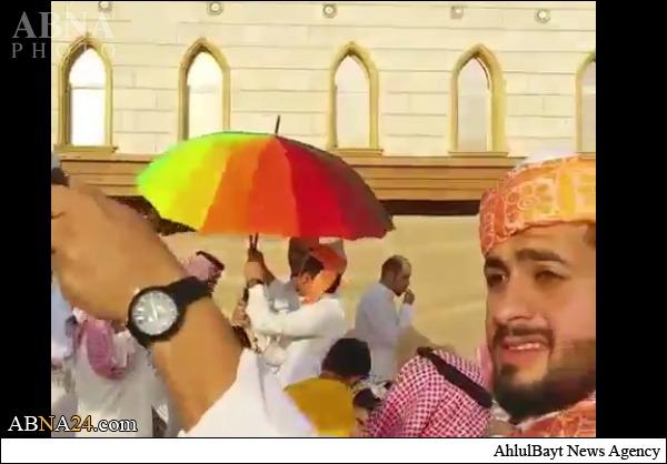 ترویج همجنسگرایی در مدرسه عربستانی!+عکس