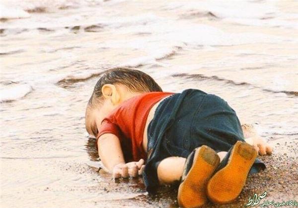 عکس دردناکی که دنیا را تکان داد +تصاویر