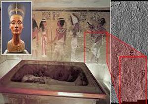 حقایقی از اتاق مخفی فرعون +تصاویر