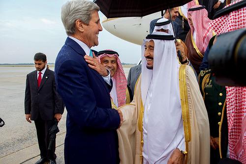 استقبالی خلافعرف دیپلماتیک آمریکایی +تصاویر