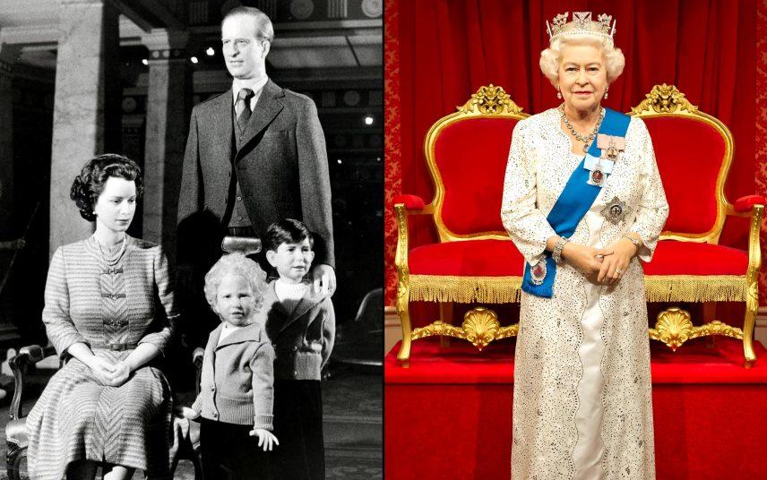 نکاتی جالب از ملکهای بریتانیا+تصاویر