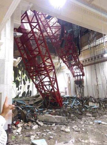 ۵۲ نفر در مسجد الحرام مکه جان سپردند