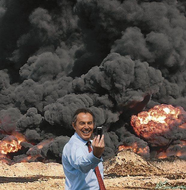 سلفی جنجالی اردوغان +تصاویر