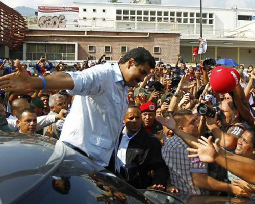 انتخاباتیکه غربیها را عصبانی کرد+تصاویر