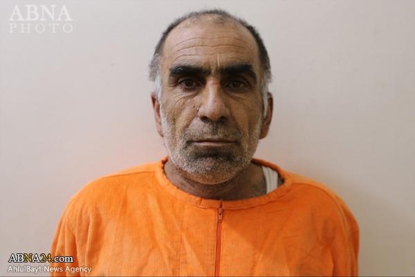 داعش به پیرمردسوری هم رحمنکرد+عکس
