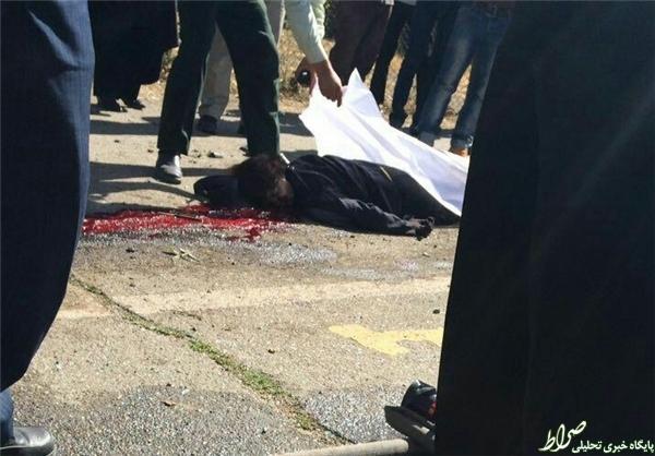 مرگ 2 زن در برخورد شدید با پژو +تصاویر