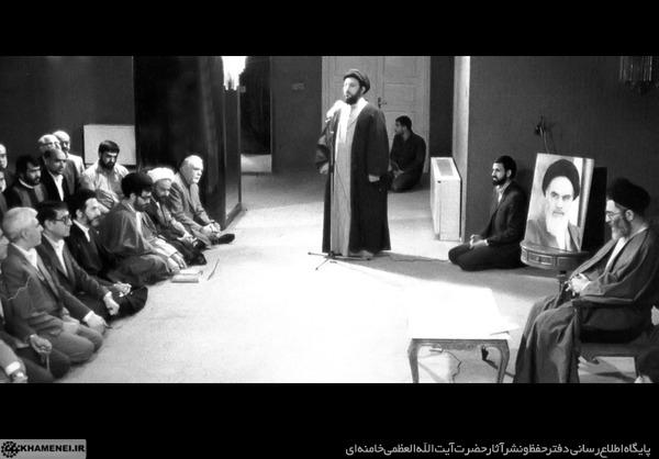آخرین توصیه رهبری به شهید حکیم +تصاویر