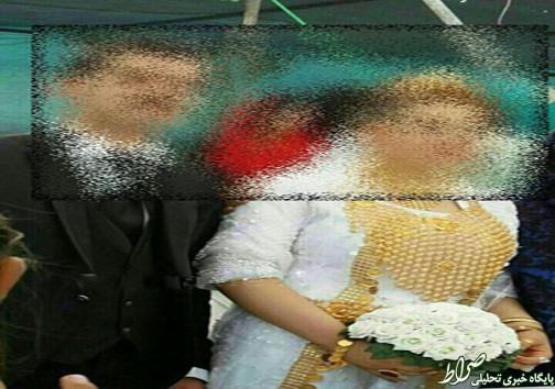 عروسی با 8هزار مهمان و 8میلیاردکادو +عکس