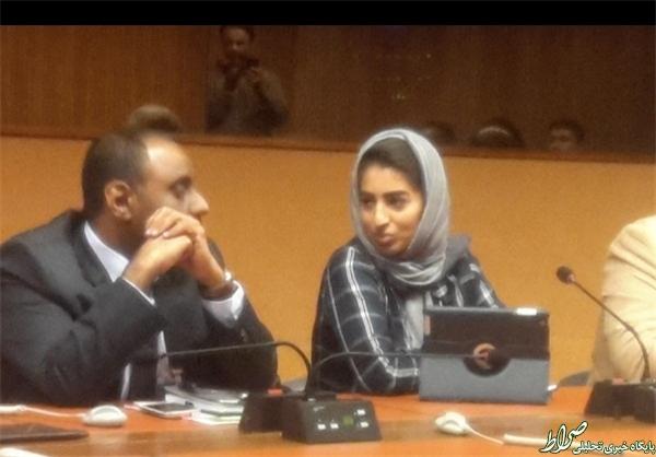 جلسه مخفی احمد شهید با رابط سعودی +تصاویر