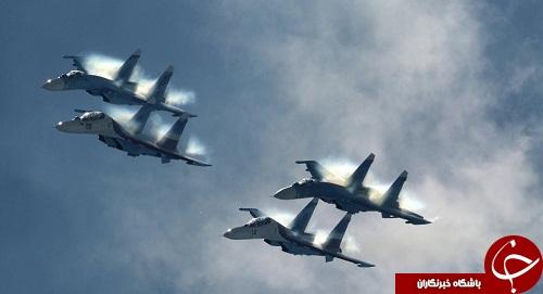 مخوفترین جنگندههای روس در نبرد با داعش +تصاویر