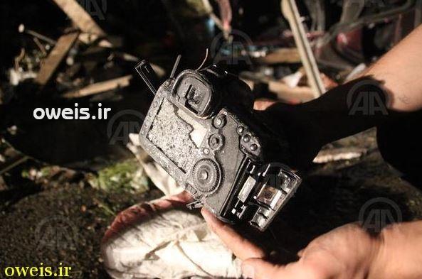 ترور  روزنامهنگارترک توسط  داعش +عکس