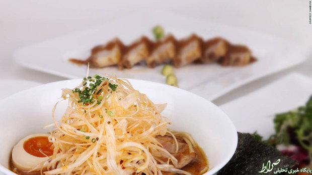 چرا توکیو معروف به شهر غذاست؟