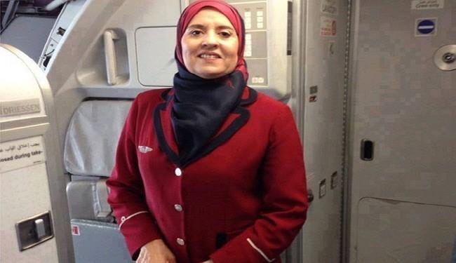 بهانۀ عجیب هواپیمایی تونس برای حجابستیزی +عکس