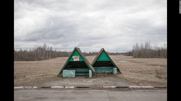 عجیبترین ایستگاههای اتوبوس +تصاویر