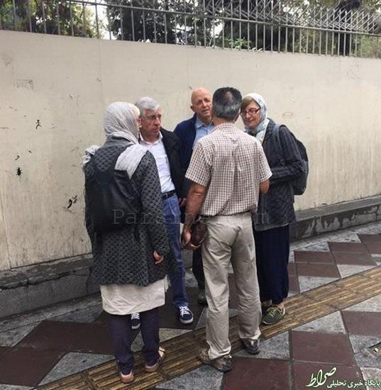 جکاستراو در تهران چه میکند؟ +تصاویر