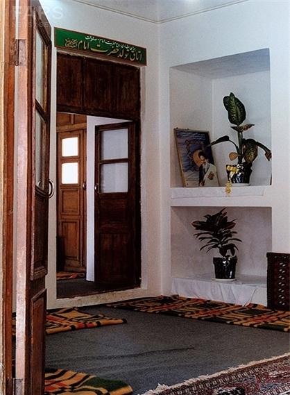 عکس/نمایی از اتاق محل تولد امام (ره)