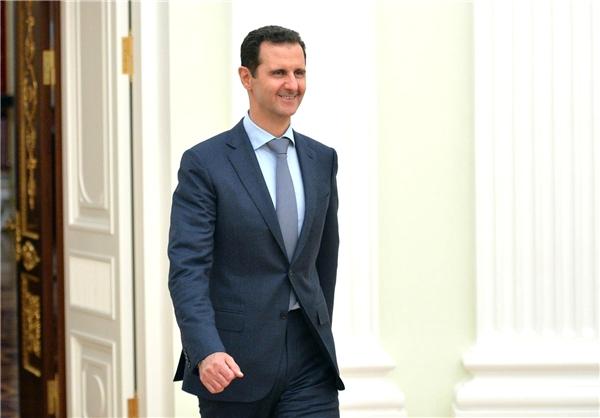 تفسیر خنده اسد در اسراییل +عکس