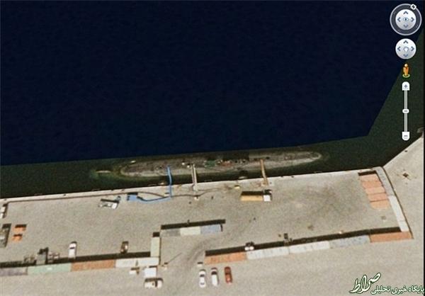 زیر دریایی هستهای انگلیس در سواحل ایران +عکس