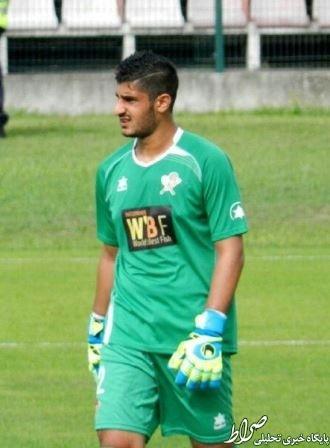 بیوگرافی طاها زارعی اخبار ورزشی اخبار فوتبال Taha Zareei