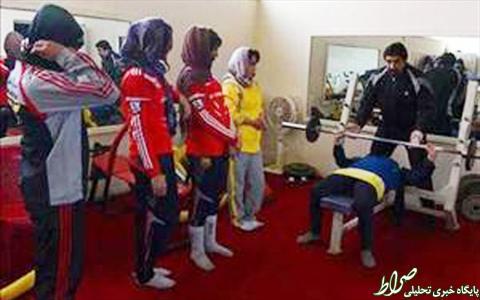باشگاه بدنسازی مختلط در تهران! +عکس