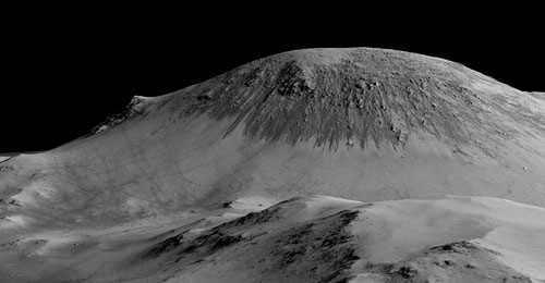 ناسا وجود آب در مریخ را تایید کرد +عکس