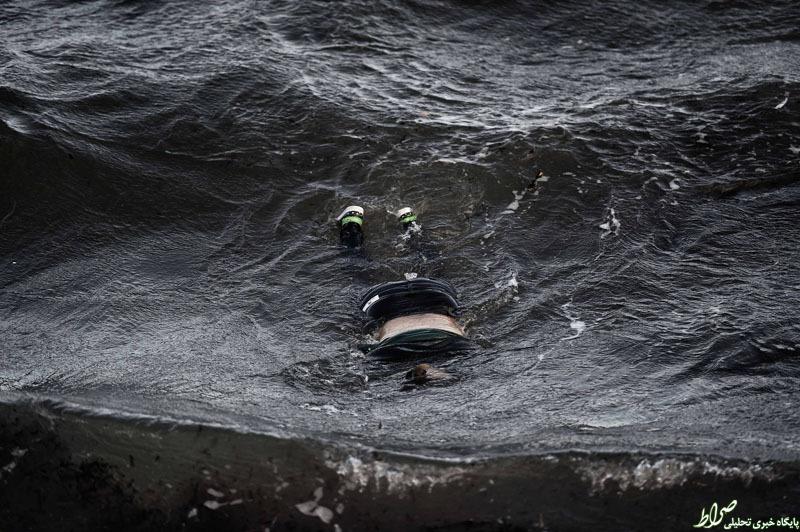 تراژدی جدید در سواحل یونان +عکس
