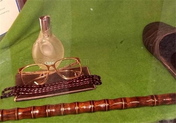 عکس/ لوازم شخصی امام (ره) در موزه
