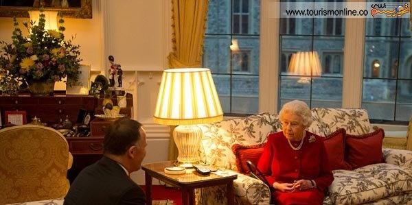 تصاویر/ اسب سواری ملکه 89ساله