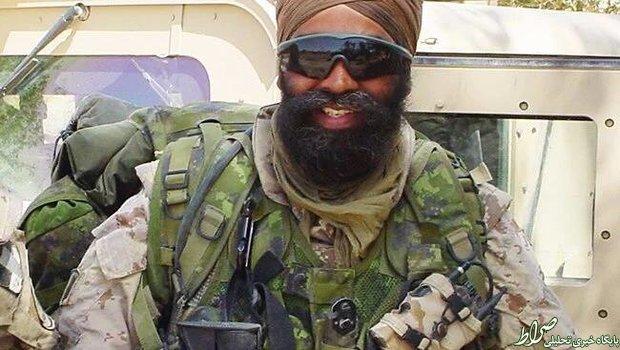 عکس/ قیافه عجیب وزیر دفاع جدید کانادا