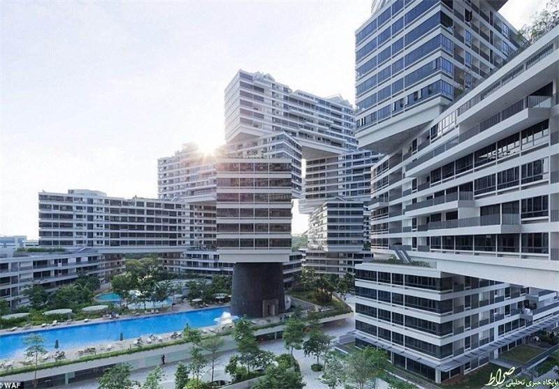 برترین طرح معماری 2015 جهان +تصاویر