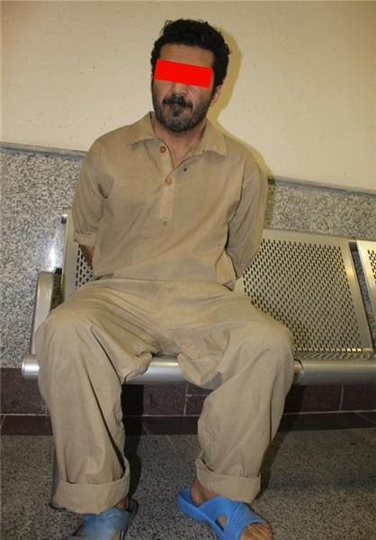 مرد هزار چهره دستگیر شد +عکس