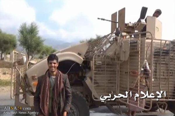 نفربر امارات به دست یمنیها افتاد +عکس