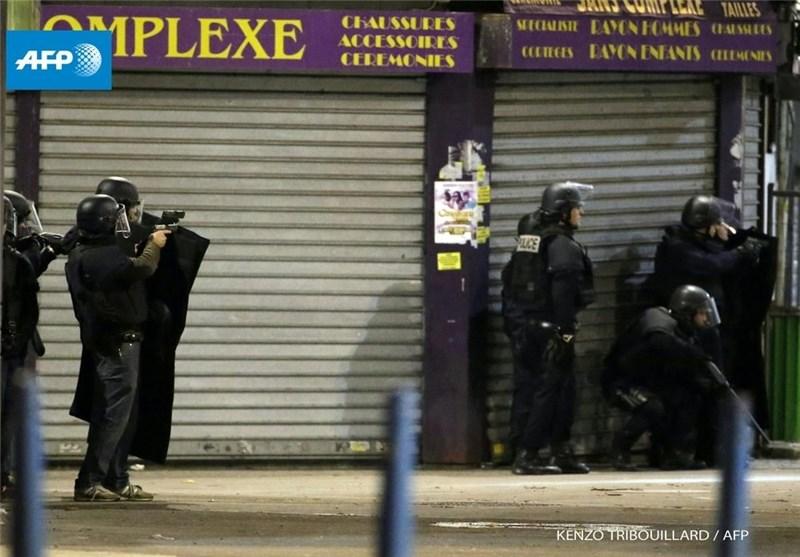 مغز متفکر حملات پاریس در محاصره + عکس