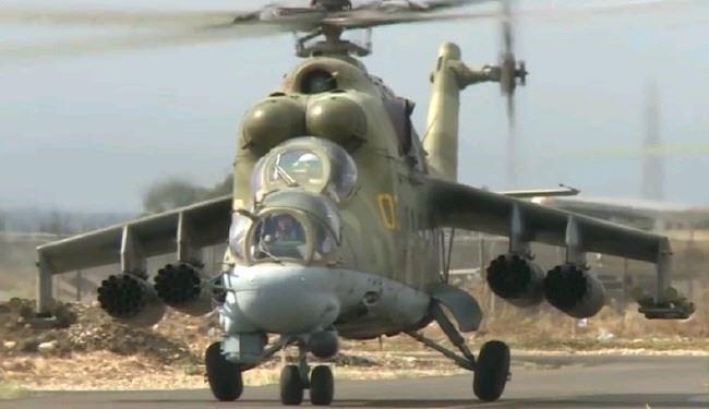 تانکپرنده در آسمان سوریه چه میکند؟ +عکس