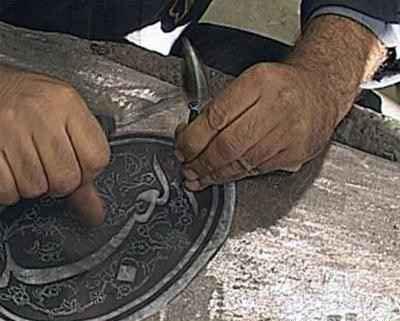 اسرار سنگ قبر آیت الله بهجت+عکس