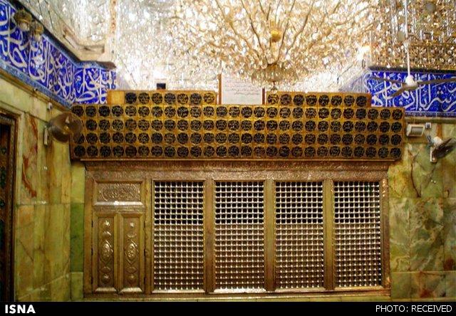 مزار یاران امام حسین (ع) در کربلا +عکس