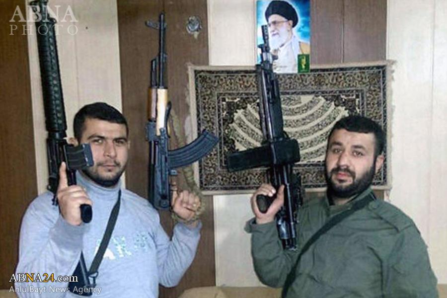عکس منتشر نشده از دیدار شیر سامراء با رهبر انقلاب