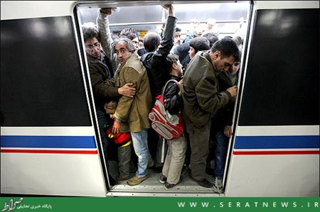 مترو تهران زندگی در تهران اخبار تهران