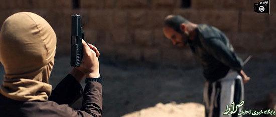 قایم باشک متفاوت کودکان داعشی +عکس