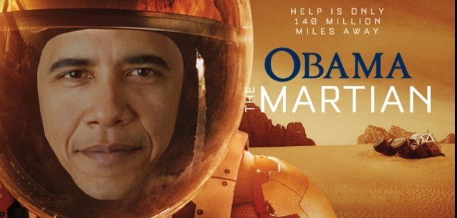 وقتی اوباما منتقدسینما میشود+عکس