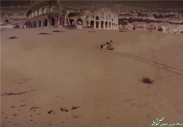 داعش: پایتخت ایتالیا را با خاک یکسان میکنیم+تصاویر
