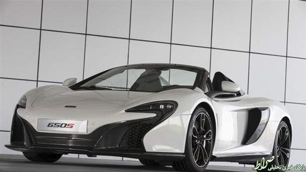 گرانترین خودروهای سال 2015+تصاویر