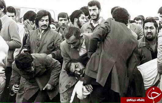 عکس/ لحظه ترور شهید مفتح