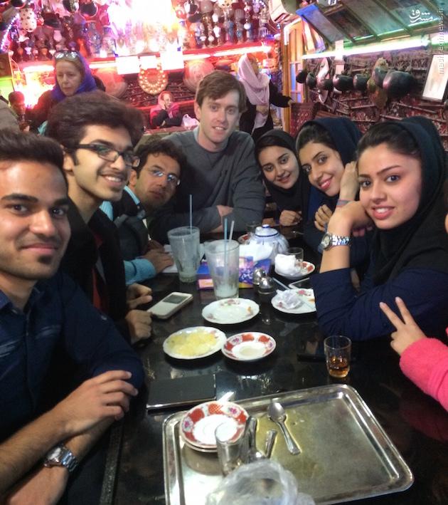 آیا کار جوانان ایران رقص، مشروب و پارتی شبانه است؟! +تصاویر