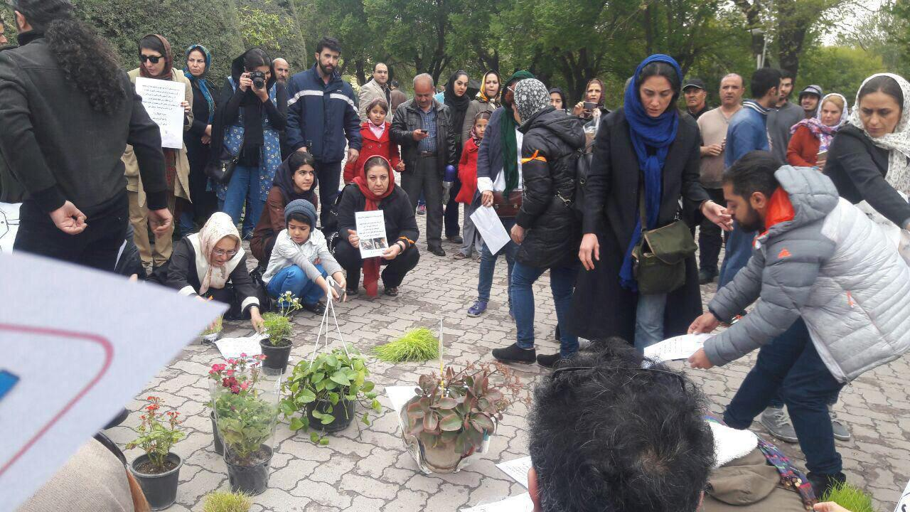 یک شایعه: هدیه تهرانی بازداشت شد