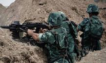 اصابت ۳ گلوله از جنگ قرهباغ به خاک ایران